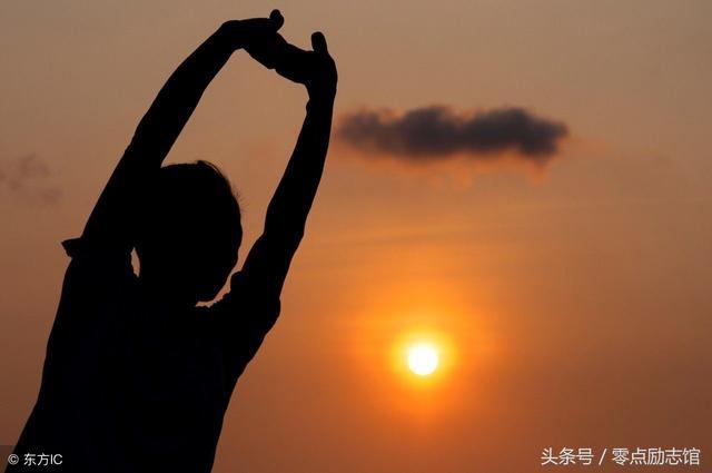 7句勵志語錄:余生很短,請忠于自己,活得像最初的模樣!
