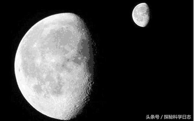 天上要出雙月亮?科學家:人類未來一定會看到