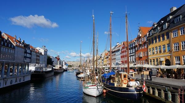 豆瓣日記: 哥本哈根,安徒生的悲傷
